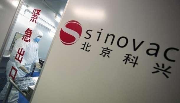 Китайцы отложили поставки в Украину вакцины CoronaVac