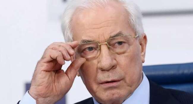 «Где-то между Мавританией и Джибути»: Азаров заявил, что Украина снова оказалась последней в новом рейтинге