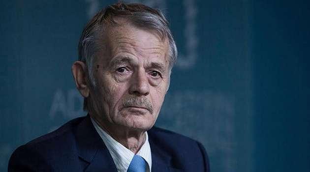 Джемилеву запретили въезжать в Крым до 2034 года