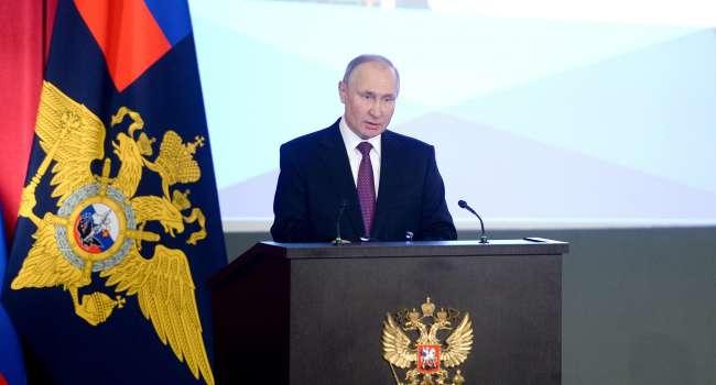 Павлов: Путин планирует за счет новой победы на Донбассе поднять свой обрушившийся рейтинг
