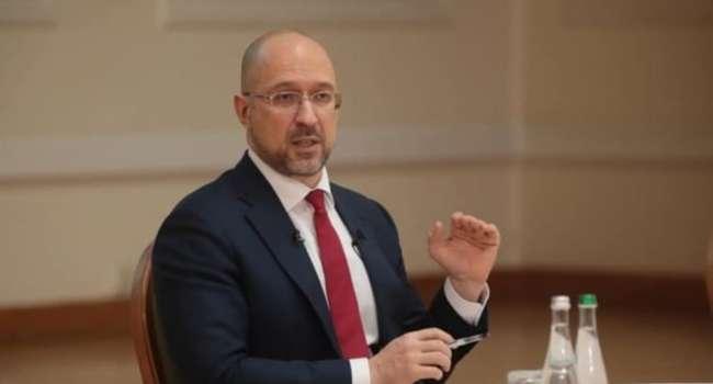 Журналист: чего это Шмыгаля так на правду потянуло? Премьер заявил, что инвестиции в Украину пойдут только после президентства Зеленского