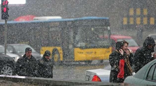 Снегопады и морозы: синоптик предупредила украинцев об ухудшении погоды на выходные