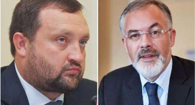 Стало известно, почему ЕС снял санкции с Табачника и Арбузова – есть вопросы к власти Украины