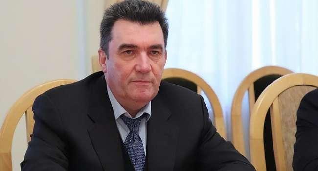 «Ответ будет не только от СНБО и президента, но и от всего украинского народа»: Данилов о реакции Украины на действия Кремля из-за санкций против Медведчука