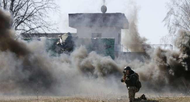 Серьезное обострение под Марьинкой. В результате атак России Украина понесла потери
