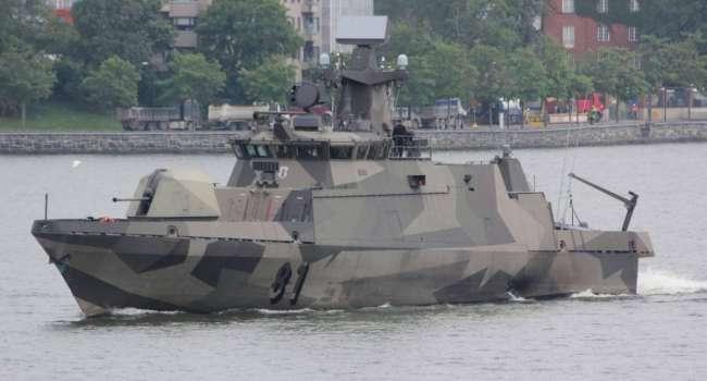 Великобритания специально для Украины спроектирует ракетные катера для ВМС ВСУ
