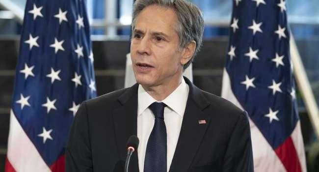 Блогер: госсекретарь США Блинкен передал сигнал, как президенту Зеленскому лично, так и всей украинской власти