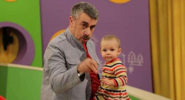 Комаровский рассказал, как одевать детей при простудном заболевании