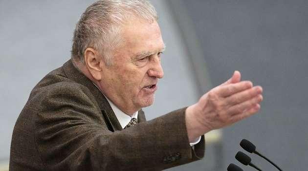 Жириновский назвал причиной эпидемий импорт цветов