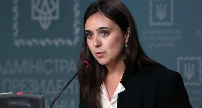Журналист: не успели Штаты ввести санкции против Коломойского, как Мендель поспешила объявить всему миру, что ее босс в одиночку берется с олигархами