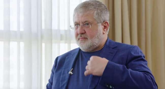 Блогер: если у Зеленского рассчитывают на сотрудничество с США, Коломойским придется пожертвовать, другого выхода просто нет
