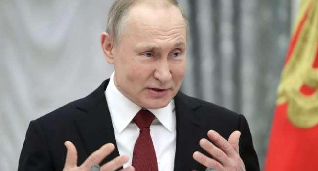 «У него есть календарь прививок»: Венедиктов объяснил, почему Путин до сих пор не вакцинировался от коронавируса