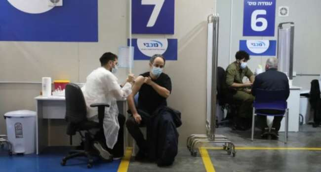 В Израиле на порядок замедляются темпы вакцинации, поскольку в этом процессе превзошли все планы