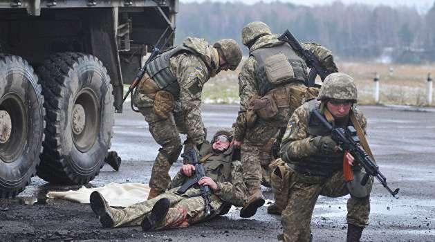 Войска РФ атаковали ВСУ на Донбассе из запрещенного оружия, но тут же получили «по зубам»