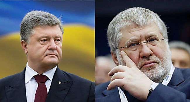 Павлов: Петр Порошенко стал первым президентом, который бросил вызов Коломойскому