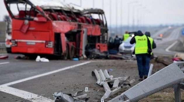 В больницах Польши все еще находятся 24 украинца, пострадавших в ДТП