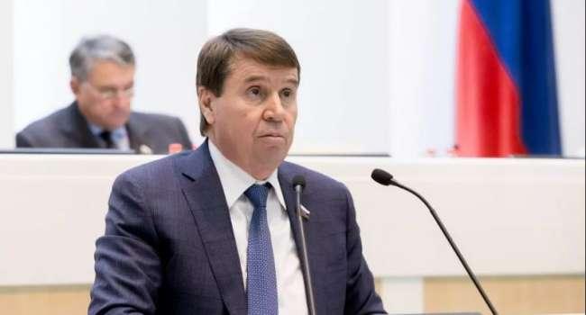 Сергей Цеков: предварительный ущерб от водной блокады Крыма оценивается в миллиард долларов