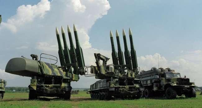 «ПВО Украины дала знак Путину»: у границ с Крымом ВСУ провели военные учения
