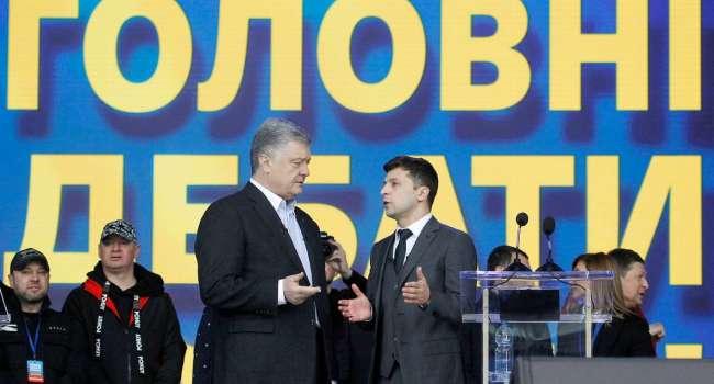 Сергей Таран: нет такого греха Зеленского, в котором бы не был виноват Порошенко