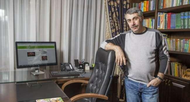 «Главное - не дать засохнуть»: Комаровский рассказал о лечении детского насморка