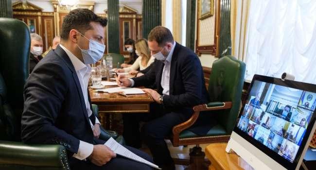 Нардеп: Зеленский собрался в Украине разрабатывать «паспорта вакцинации», но не уточнил, где же брать саму вакцину