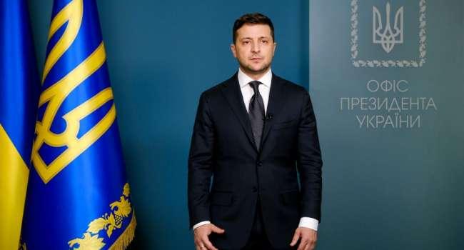 Ветеран АТО: как там у Зеленского, «Украина дает сдачу?» Угу... Знать бы только, кому?