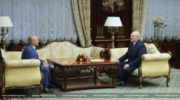 Корниенко назвал «частным визитом» визит нардепа Шевченко к Лукашенко