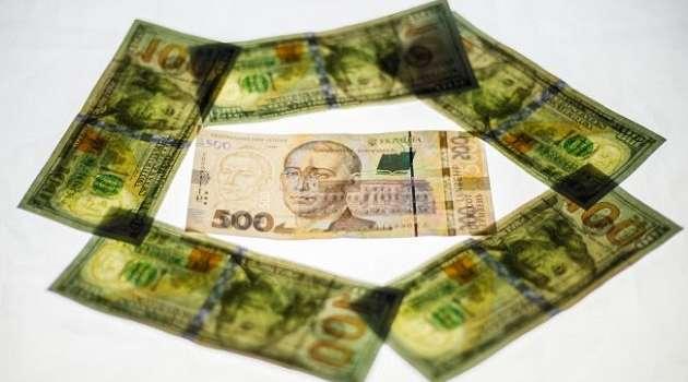 В первый день апреля на межбанке наблюдается снижение курса доллара