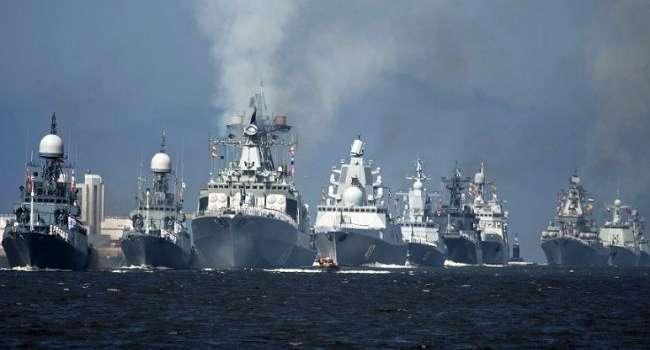 Наступательные действия в Крыму: Черноморский флот России готовится к мероприятиям