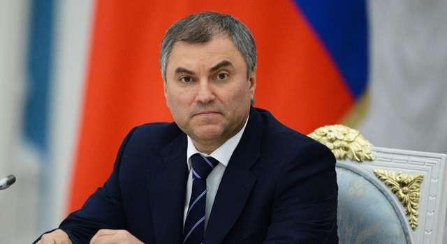«Гибель ребенка»: Спикер Госдумы России потребовал срочно исключить Украину из Совета Европы