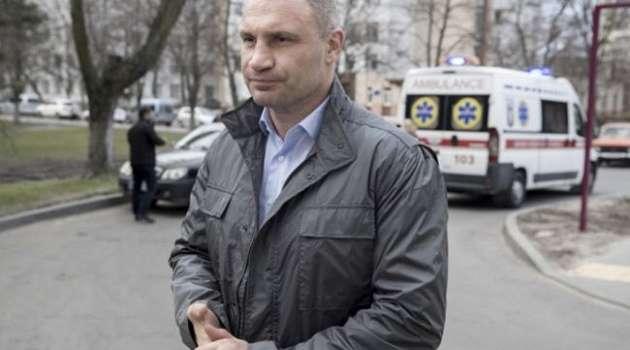 Мэр Киева рассказал о напряженной ситуации в больницах города