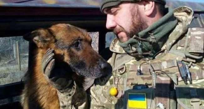 Ветеран АТО: там, где Россия, там всегда война, смерть, горе и разрушение. Это аксиома