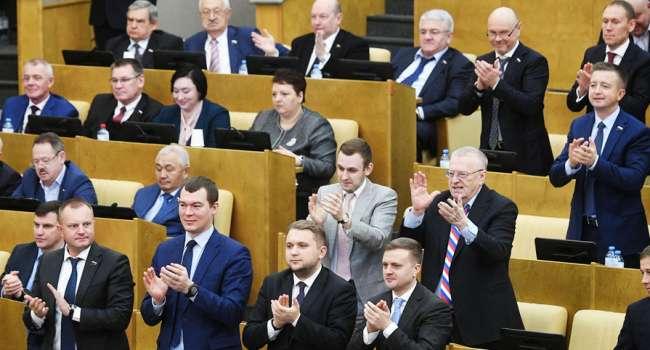 В Госдуме России предложили план по «присоединению» ОРДЛО к РФ