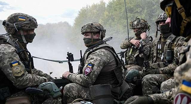 Если ВСУ пойдут в наступление, то силы «ДНР» могут оказаться в полном окружении – член НВФ