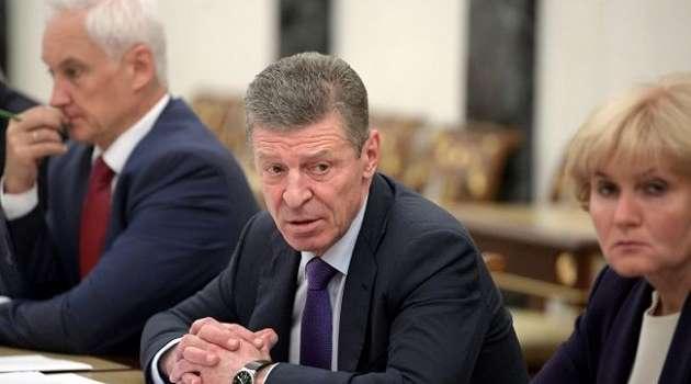 В Кремле считают, что начало боевых действий положит начало концу Украины
