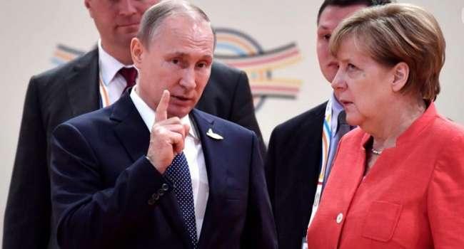 «Прекратить, немедленно!»: Ангела Меркель выставила требование Путину по Украине
