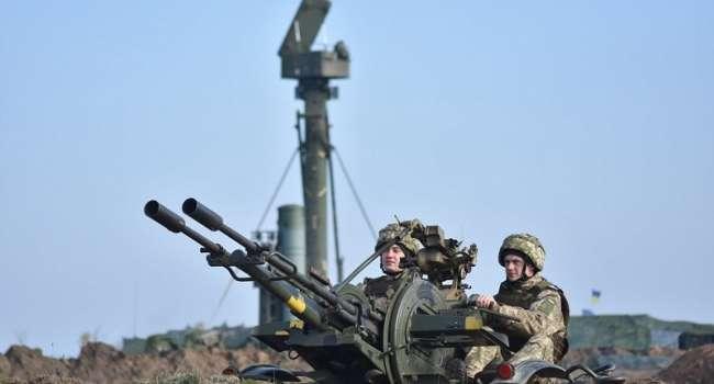 В Херсонской области формируют военные подразделения