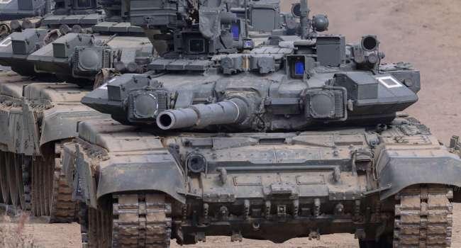 «Мы крутые – раз демонстрируем оружие и военную мощь»: «бряцание оружием» у границ Украины направлено на самих россиян