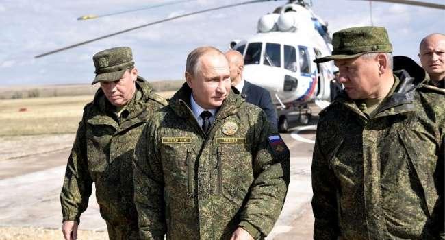 Касьянов: Путин хочет воевать. Наплевать ему на визу и мастер кард, счета в швейцарских банках, и детей, которые живут и учатся в Германии