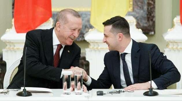 Завтра Зеленский летит с рабочим визитом в Турцию, где встретится с Эрдоганом