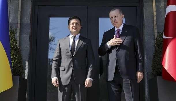 Эрдоган прокомментировал эскалацию Россией боев на Донбассе