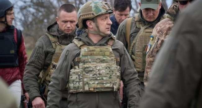 «Хотел выклянчить миллиард»: Скабеева посмеялась над поездкой Зеленского на Донбасс