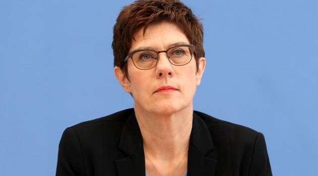 Германия назвала провокацией наращивание РФ войск у границ с Украиной