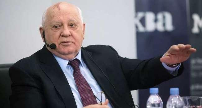 «Действовать нужно без промедления»: Горбачёв заявил о необходимости встречи Путина и Байдена