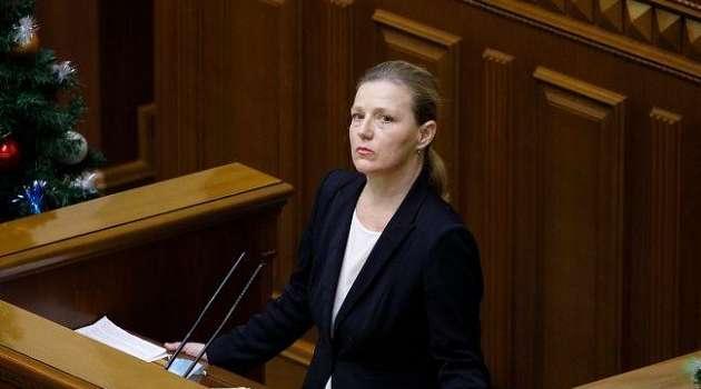 Лапутина: еще весной 2014 года Украина могла освободить Крым, Луганск и Славянск