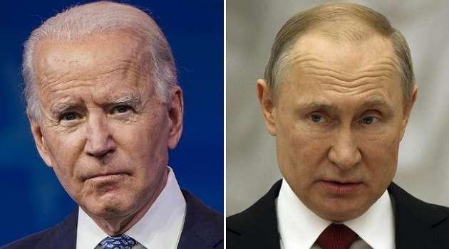 В Финляндии предложили организовать встречу Байдена с Путиным