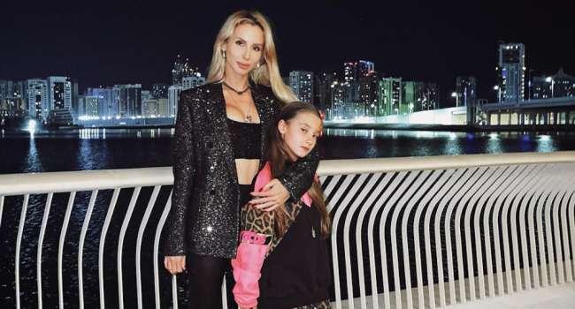 «Мамочка, это был лучший день рождения в моей жизни»: Светлана Лобода показала, какой устроила праздник в честь 10-летия дочки