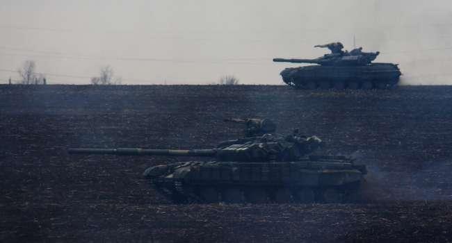 «В бой был введен танковый резерв и артиллерия»: ВСУ противодействуют «наступлению врага» у Крыма