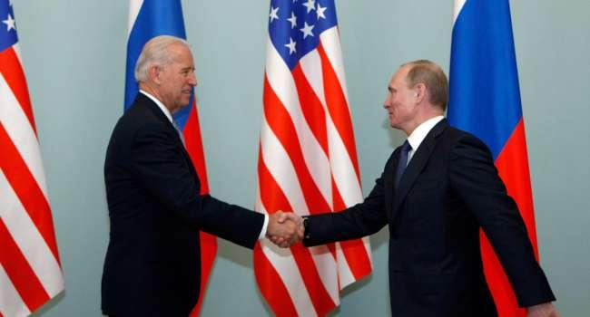 Песков рассказал о встрече Путина и Байдена