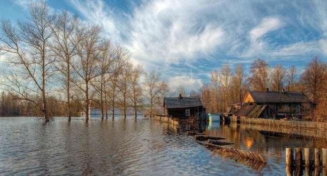 Спасатели: «Оттепель спровоцирует рекордное повышение уровня воды в украинских реках»
